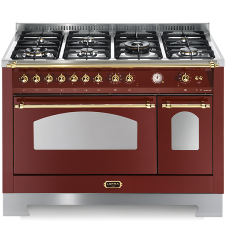 Lofra rrd126mft e 2aeo - Cucine a gas con forno elettrico ...