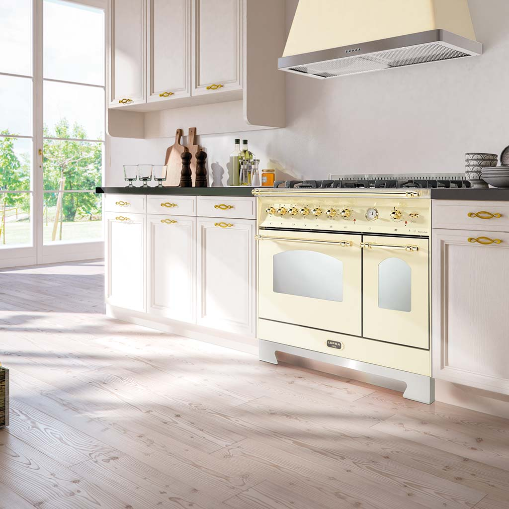 Cucina Dolce Vita, stile classico - Lofra