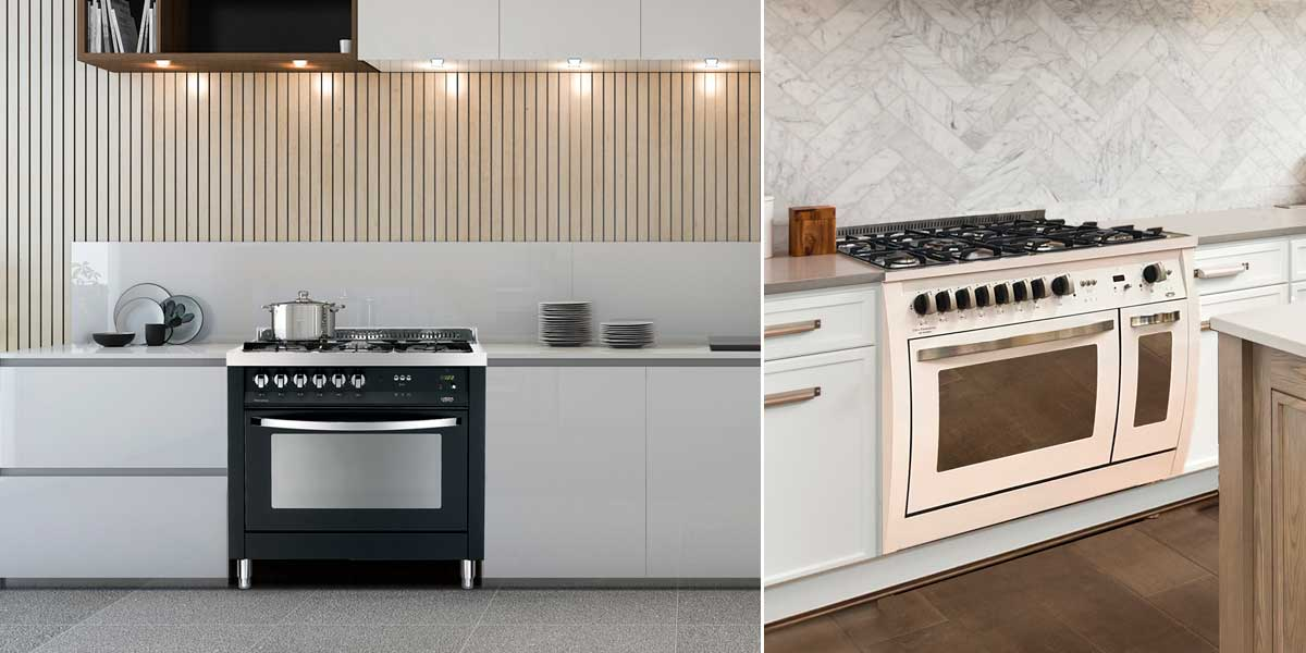Le cucine moderne - Lofra